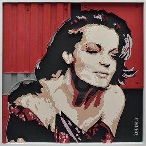 Romy Schneider by Alain Louiset