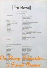 Trio - synopsis 2 (2)''