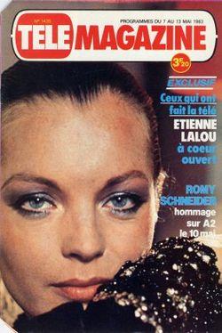 1983-05-07 - Télé Magazine - N 1435