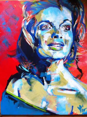 Romy Schneider by Lio (3)