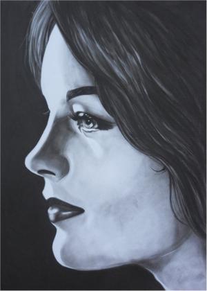 Romy Schneider by Edwood Zero (2)