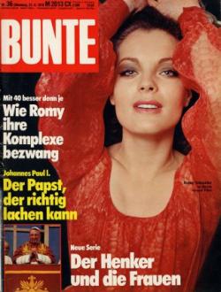 1978-08-31 - Bunte - N 36