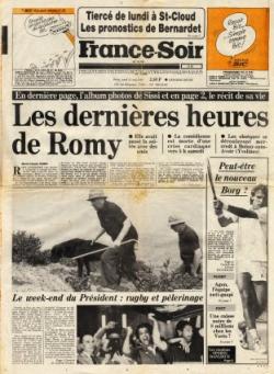 1982-05-31 - France Soir - N 11753