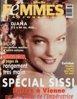 1998-08-27 - Femmes d'aujourd'hui - N 3363