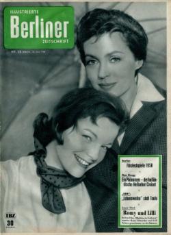 1958-07-12 - Illustrierte Berliner Zeitschrift - N 28