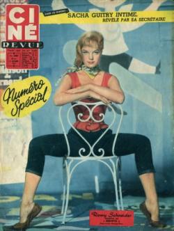 1957-10-11 - Ciné Revue - N 41