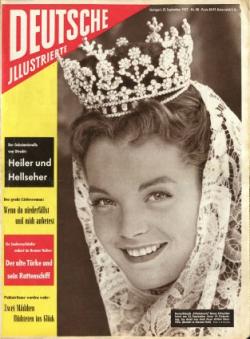 1957-09-21 - Deutsche Illustrierte - N 38