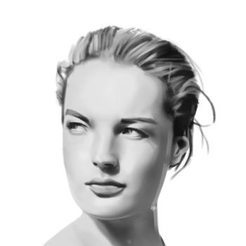 Romy Schneider by Nosthd