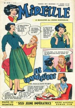 1958-03-06 - Mireille - N 214