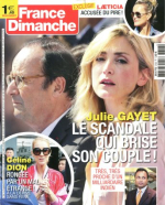 2018-09-07 - France Dimanche - N 3758