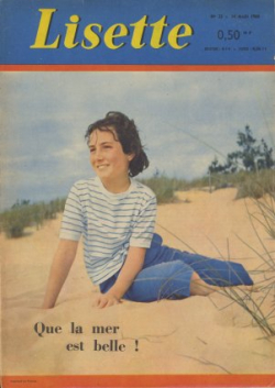 1960-08-14 - Lisette - N 33