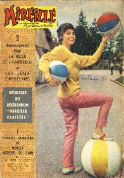 1960-09-15 - Mireille - N 322