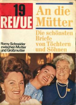 1965-05-09 - Revue - N 19