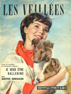 1960-09-03 - Les Veillées - N 312
