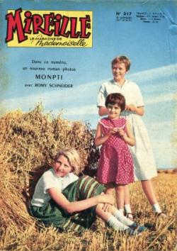 1960-07-01 - Mireille - N 317