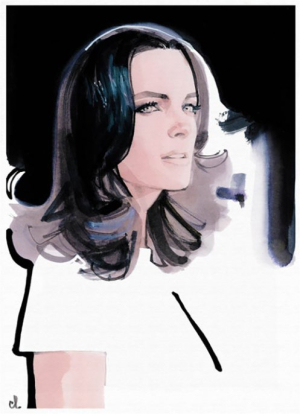 Romy Schneider by Marc-Antoine Coulon (2)
