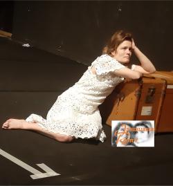 Sarah biasini - Mademoiselle Julie 5 bis