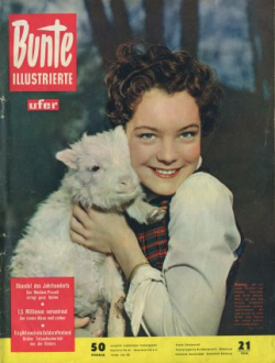1954-05-00 - Bunte Illustrierte - N 21