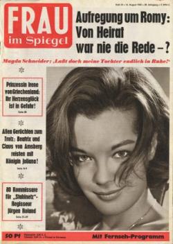 1965-08-14 - Frau Im Spiegel - N 33