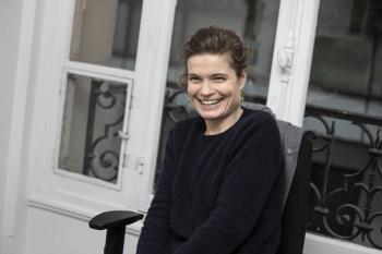 Sarah biasini Ouest France