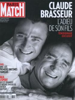 2020-12-31 - Paris Match - N 3739