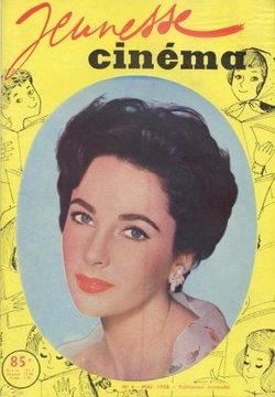 Jeunessecinema195806cover