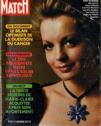 1972-11-11 - Paris Match - N° 1227