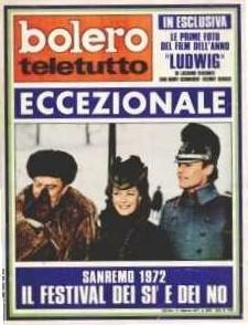 1972-02-27 - Bolero teletutto - N° 1295