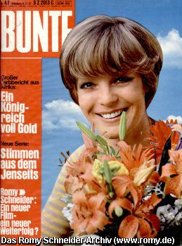 1972-11-09 - Bunte - N° 47