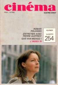 1980-02-.. - Cinéma - N° 254