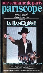 1980-08-27 - Pariscope - N° 640
