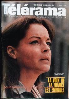 1980-01-26 - Télérama - N° 1567