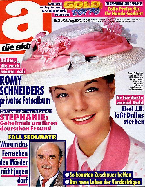 1990-08-27 - Die aktuelle - N° 35