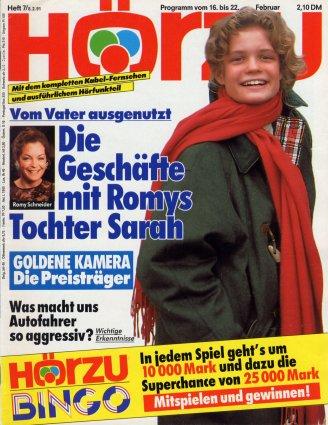 1991-02-08 - Hörzu - N° 7