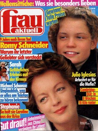 1991-05-28 - Frau aktuell - N° 23