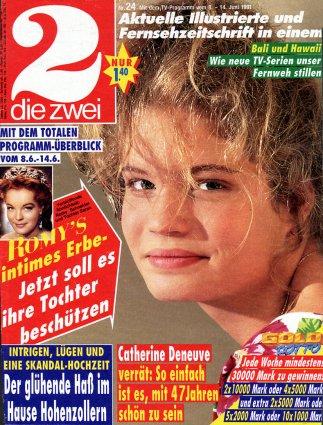 1991-06-08 - Die Zwei - N° 24