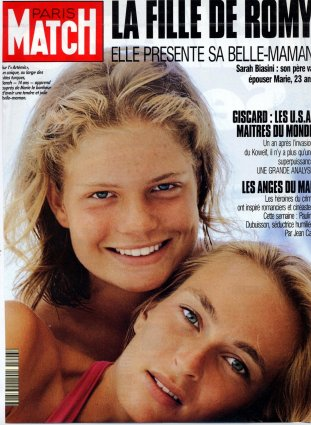 1991-08-15 - Paris Match - N° 2203