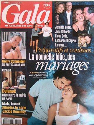 2001-06-21 - Gala - N° 419