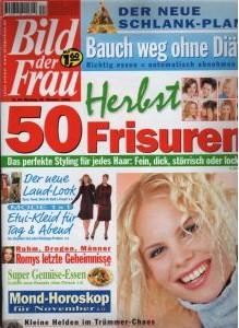 2001-10-29 - Bild der Frau - N° 44