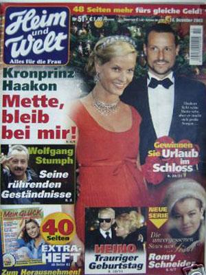 2003-12-10 - Heim und Welt - N° 51