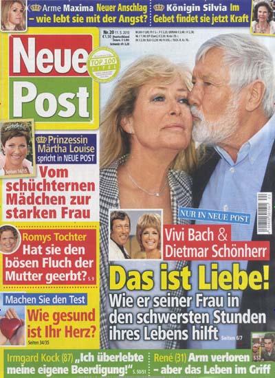 2010-05-11 - Neue Post - N° 20
