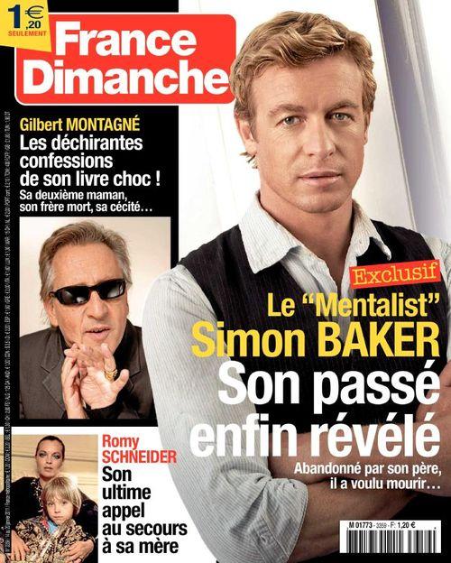 2011-01-14 - France Dimanche - N° 3359