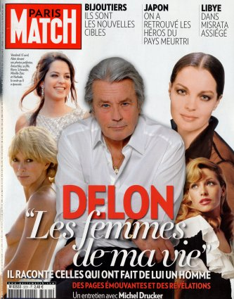 2011-04-21 - Paris Match - N° 3231