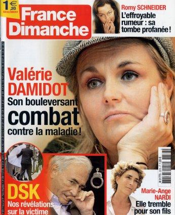 2011-05-27 - France Dimanche - N° 3378