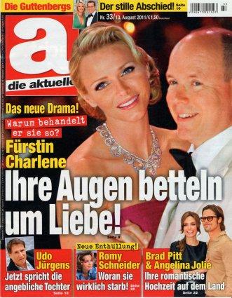 2011-08-13 - Die Aktuelle - N° 33