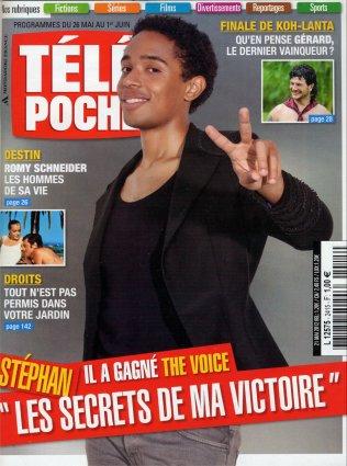 2012-05-26 - Télé Poche - N° 2415