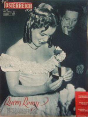 1954-10-02 - Grosse Osterreich Illustrierte - N° 40