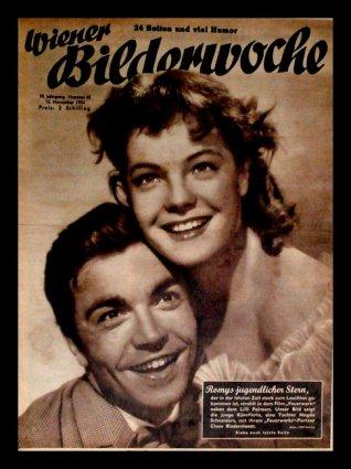 1954-11-13 - Wiener Bilderwoche - N° 46