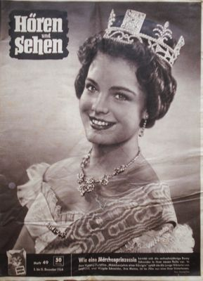 1954-12-11  - Hören und Sehen - N° 49