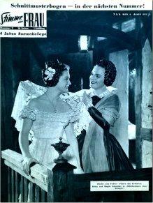 1955-01-08 - Stimme der Frau - N° 2